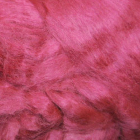 ВИСКОЗА (Троицкая камвольная фабрика) для валяния фламинго 660