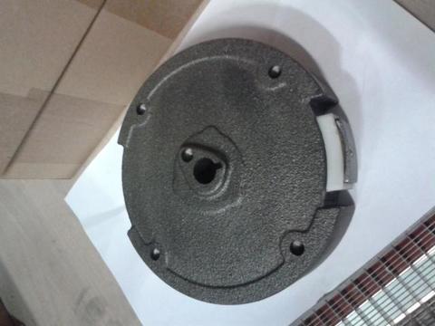 Маховик DDE UP168/UP170 ручной стартер