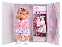 JUAN ANTONIO Munecas Кукла Трими, с гардеробом (2252P)