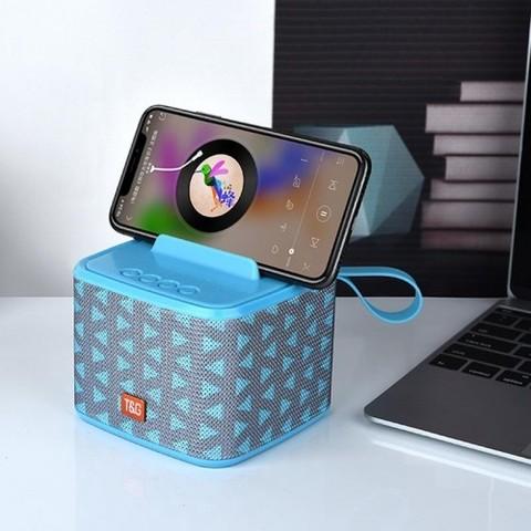 Колонка Bluetooth TG-801 (цвет ассорти)