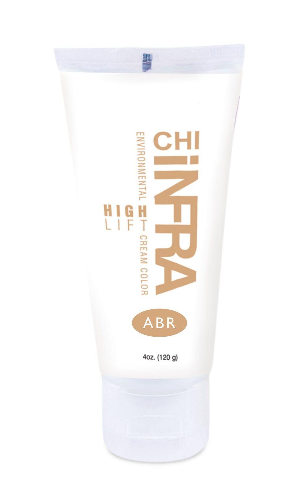 Крем-краска CHI Инфра (осветляющая) АВR (Пепельно-коричневый)  120 гр