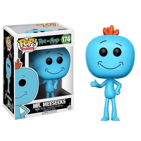 Фигурка Funko POP! Vinyl: Rick & Morty: Mr. Meeseeks 12441