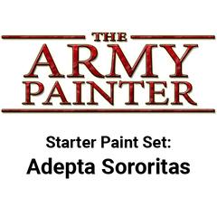 Базовый комплект красок Army Painter: Adepta Sororitas