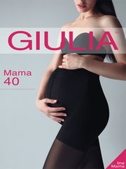 Mama Gulia. Колготки для беременных 40 Den