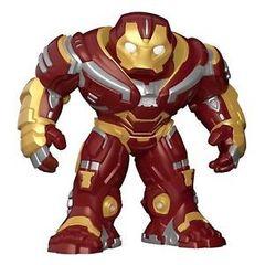 Pop Avengers: Infinity Wr Hulkbuster 6-Inch Pop! Vinyl Figure