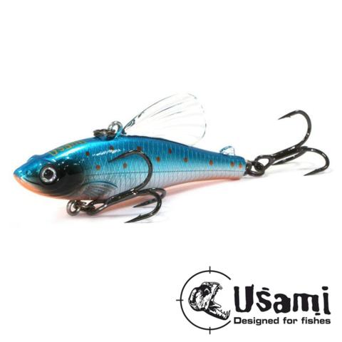 Воблер Usami Bigfin 80S #608
