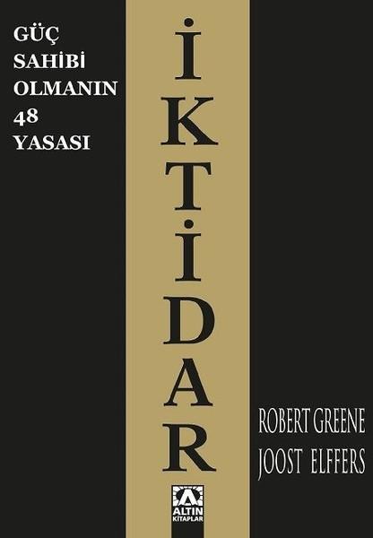 Kitab İktidar-Güç Sahibi Olmanın 48 Yasası   Joost Elffers, Robert Greene