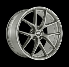 Диск колесный BBS CI-R 8.5x20 5x114.3 ET43 CB82.0 platinum silver