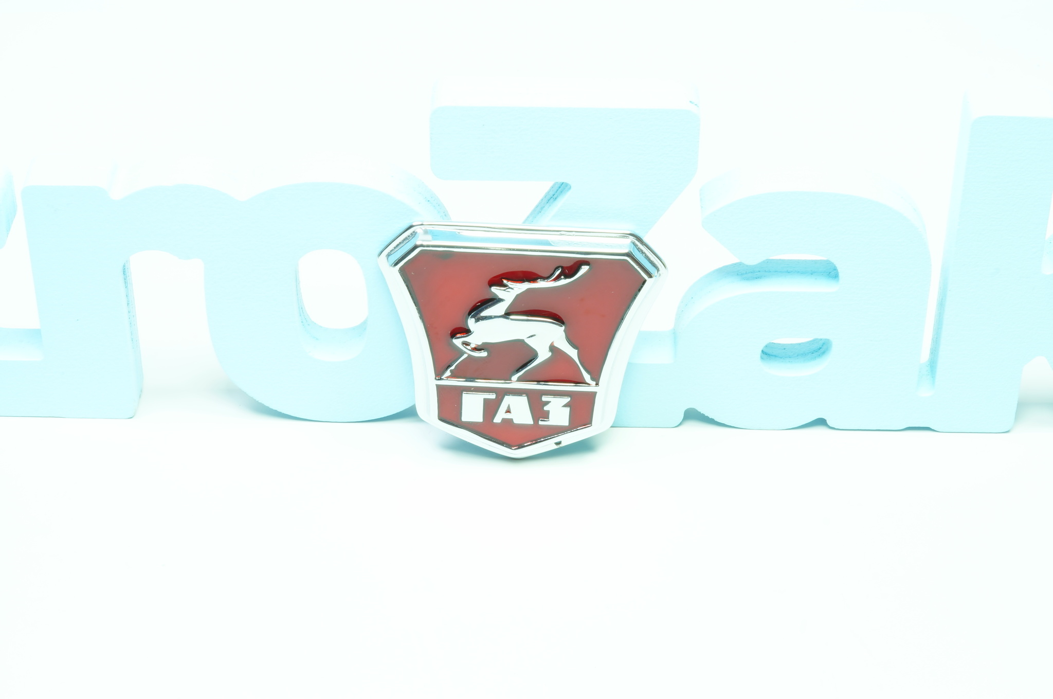 Эмблема передней птицы Газ 21 3 серии