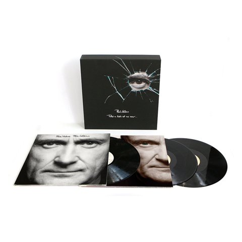 Phil Collins / Take A Look At Me Now... (3LP)