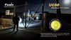 Купить Фонарь аккумуляторный Fenix UC50, 900 люмен (модель 34013) по доступной цене