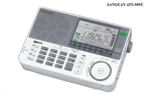 Sangean ATS-909X