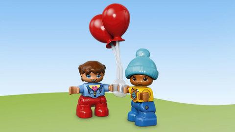 LEGO Duplo: День рождения 10832