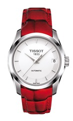Женские часы Tissot Couturier Automatic T035.207.16.011.01