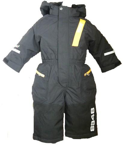 Детский комбинезон 8848 Altitude mini suit black