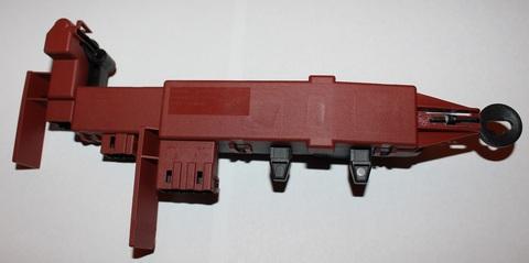 Устройство блокировки люка (УБЛ) для посудомоечной машины Whirlpool (Вирпул) / Vestel (Вестел) - 481228058041