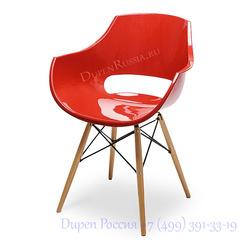 Стул PW-022 красный
