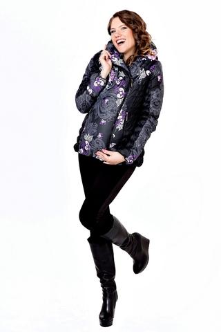Куртка для беременных 04808 черный