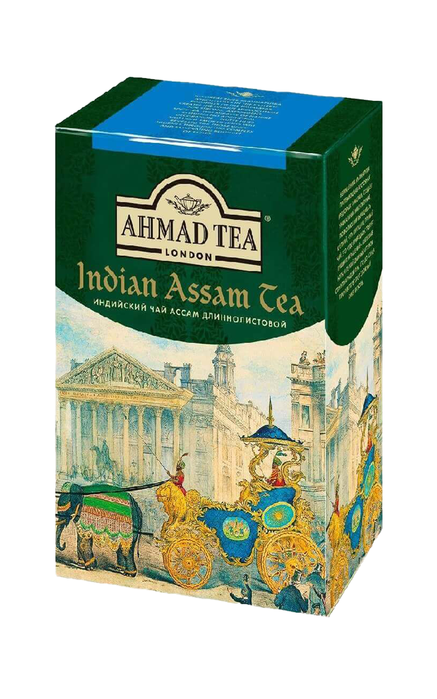 Ahmad tea Indian assam tea, 100 гр