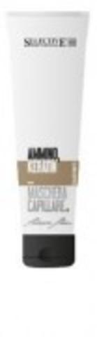 Восстанавливающая крем-маска для сильно поврежденных волос SELECTIVE Ammino Keratin,300 мл.