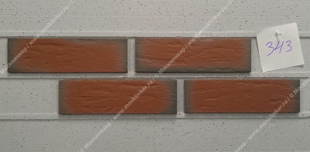 Feldhaus Klinker - R343NF9, Classic Ardor Senso, 240x9x71 - Клинкерная плитка для фасада и внутренней отделки