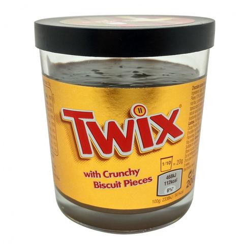 Шоколадная паста Twix  (200 гр)