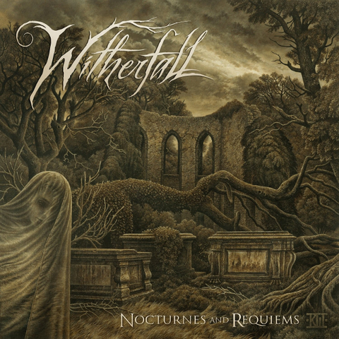 Witherfall ‎/ Nocturnes And Requiems (Special Edition)(CD)