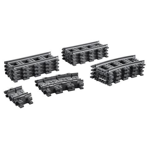 LEGO City: Рельсы 60205 — Tracks — Лего Сити Город
