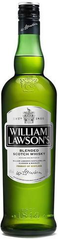 Виски William Lawson's, 0.35 л