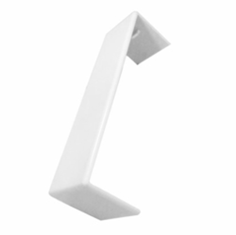 MU Соединение на стык 20/10. Цвет Белый. Ecoplast (ЭКОПЛАСТ). 72501