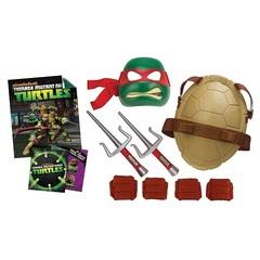 TMNT Полный набор боевого снаряжения Черепашки-ниндзя Рафаэля (92082)