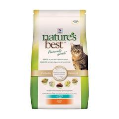 Hill's Nature's Best натуральный сухой корм для кошек с тунцом
