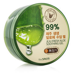 Гель 99% алоэ Jeju Fresh Aloe Soothing Gel от the Saem