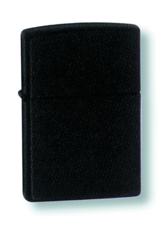 Зажигалка Black Matte Zippo 218