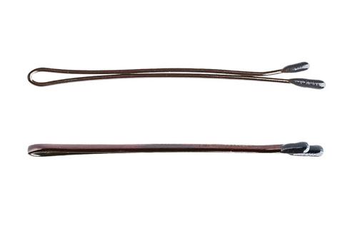 Невидимки Y.S. Park 49 мм коричневые 45 шт