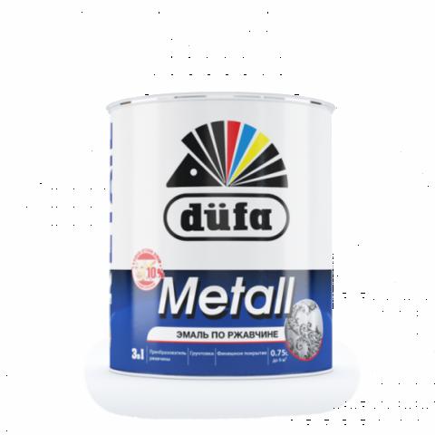 Düfa Retail Эмаль METALL по ржавчине.