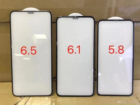 Защитное стекло 4D/5D/10D для iPhone XS MAX/ XR