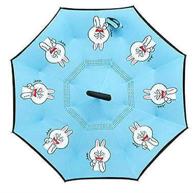 Обратный зонт ReU Anime (арт.RU-12)