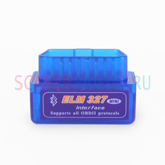 Mini ELM327 bluetooth RUS v1.5