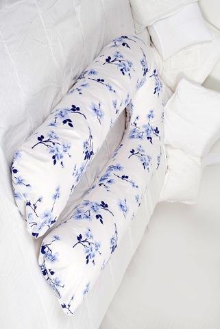 Подушка для беременных U340 (Холлофайбер) 10133 сакура