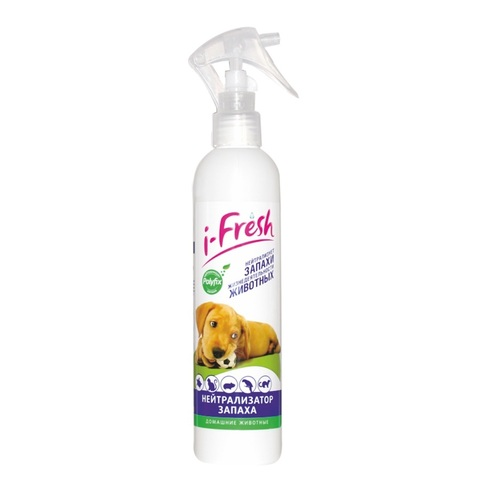 Фабрика Ромакс i-Fresh Средство для нейтрализации запахов домашних животных 250мл