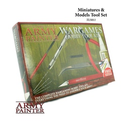 Miniatures and Models Tool Set