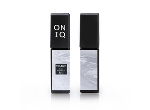 OGP-171s Гель-лак для покрытия ногтей. Tie-dye: Base for pedicure