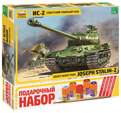 Советский танк «Ис-2»