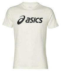Футболка беговая Asics Big Logo Tee White мужская