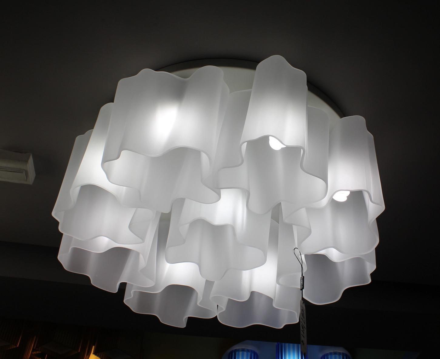 Chandelier LOGICO 9 x 360 by Artemide– buy in online shop