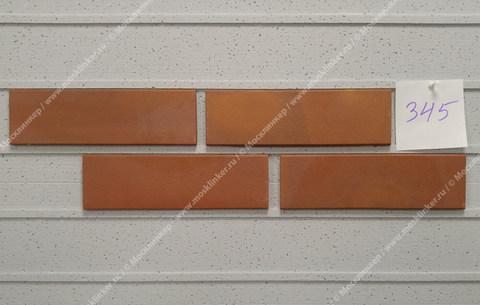 Stroeher - E 345 naturrot bunt, Keravette, unglasiert, неглазурованная, гладкая, 240x71x11 - Клинкерная плитка для фасада и внутренней отделки