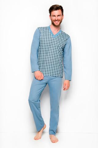 Мужская пижама 8W Roman 005-004-194 Light Blue Taro