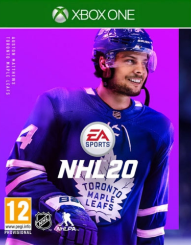 Microsoft Xbox One NHL 20 (русская версия)