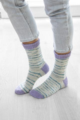 Носочная пряжа Gruendl Hot Socks Simila 103 купить